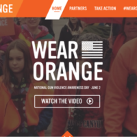 Why I'm #WearingOrange June 2nd #WearOrange