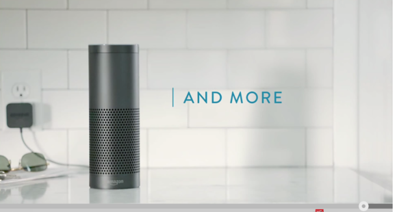 I've fallen in love with the Amazon Echo