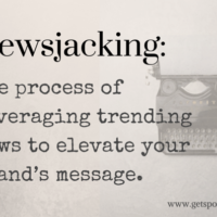 How Newsjacking Helps You Win The Engagement War