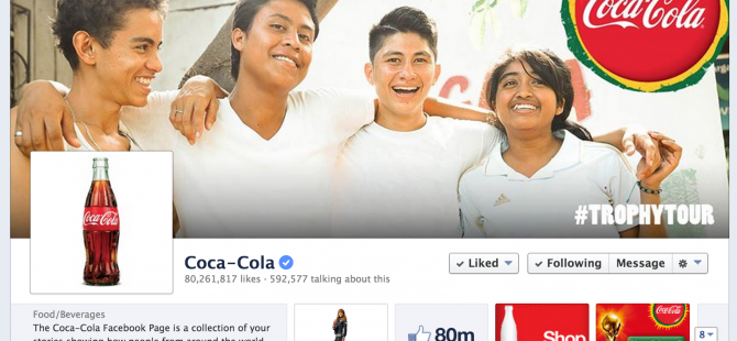 Why nobody cares about your Facebook page (and why you shouldn't either)