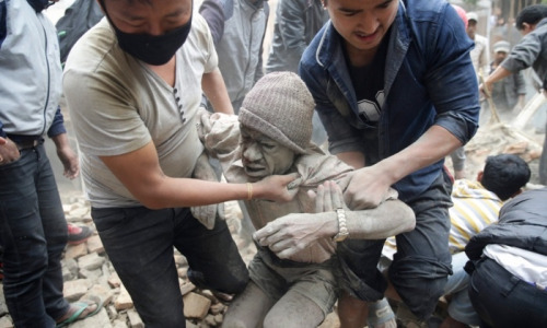 How to help Nepal